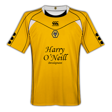 Wolves home fantasy shirt