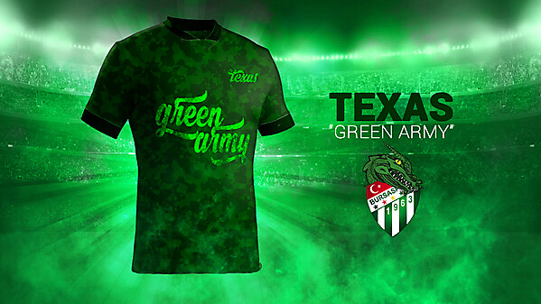 Bursaspor Texas Green Army