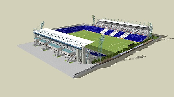 New Goodison Park Angle 2