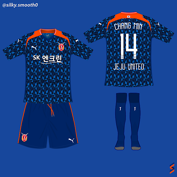 Jeju United Away Puma