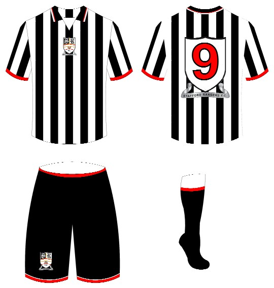 Stafford Rangers (Home)