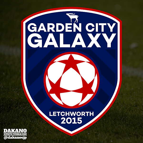Garden City Galaxy Logo