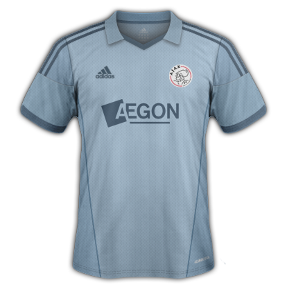 Ajax Away kit by VSync32
