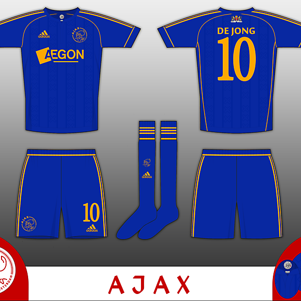 Ajax (rectified version)