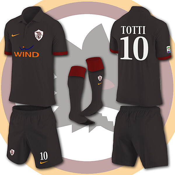 AS ROMA NEW KIT (closed)