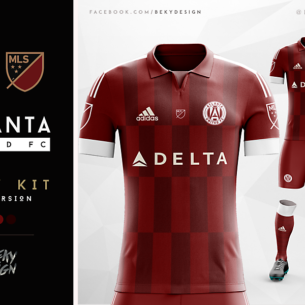 Atlanta United - Away V3