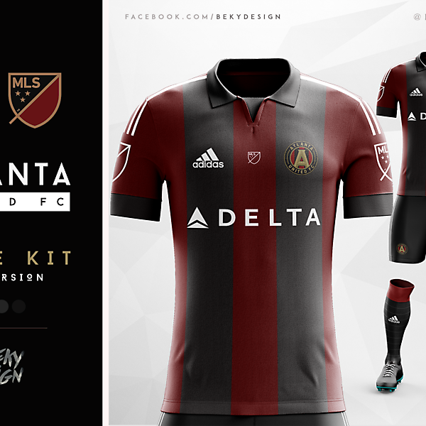 Atlanta United - Home V4