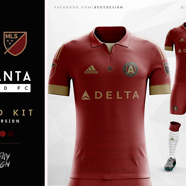 Atlanta United - Third V3
