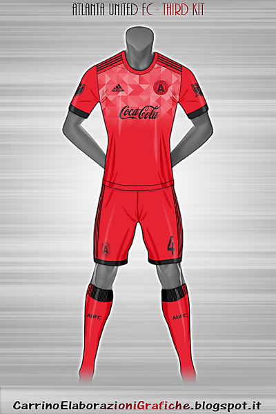 Atlanta United FC - Third Kit (Fantasy)