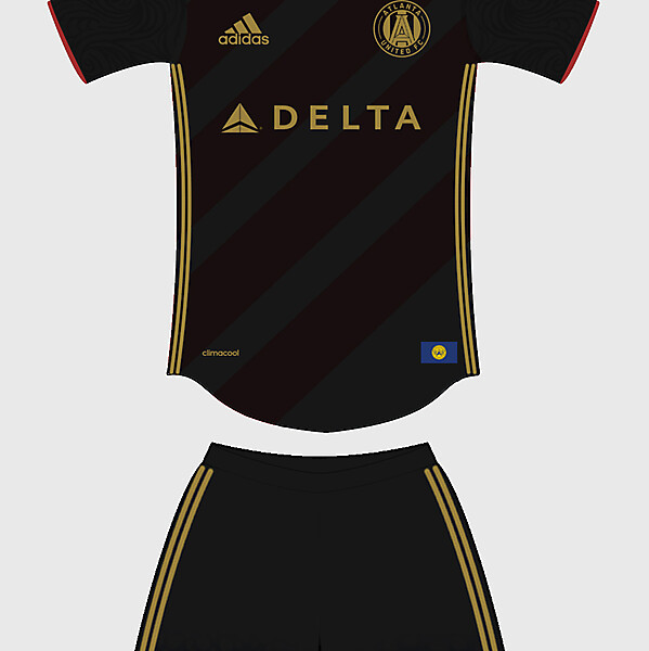Atlanta United FC Home Kit 1
