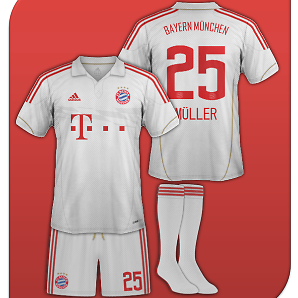 Bayern Munich Kits