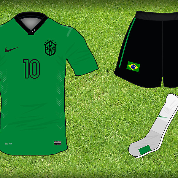 Brazil Home Kit Re-Design