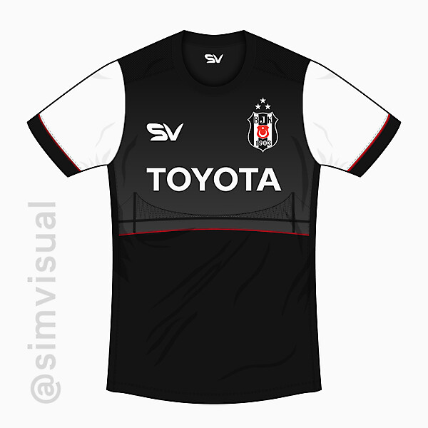 Besiktas Away Shirt