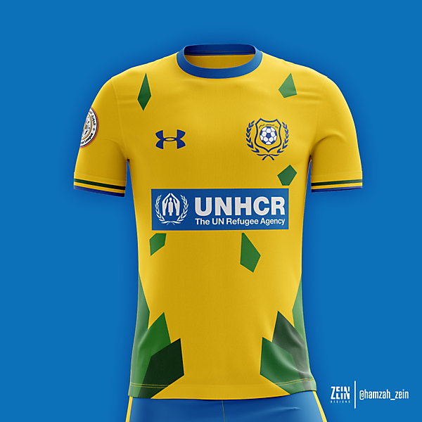 Ismaily SC Home Kit Concept