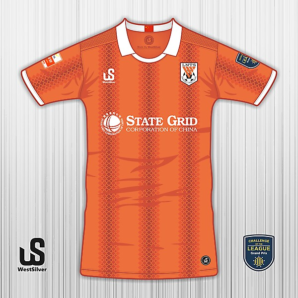 Shandong Luneng Home Kit