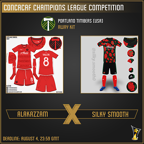 [VOTING] Group A - Week 2 - alakazzam vs. Silky Smooth