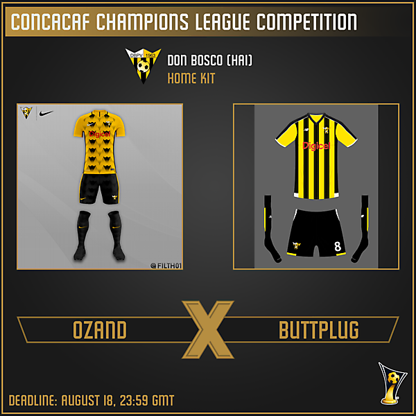[VOTING] Group D - Week 3 - ozand vs. buttplug