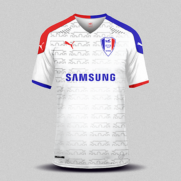 Suwon Bluewings X Puma