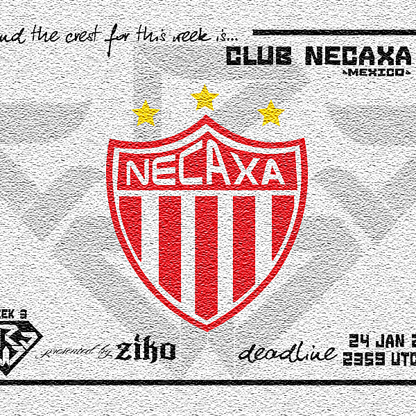 CRCW - WEEK 3: Club Necaxa