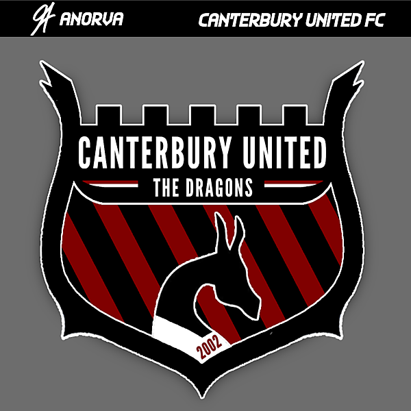 CRCW 191 - CANTERBURY UNITED DRAGONS