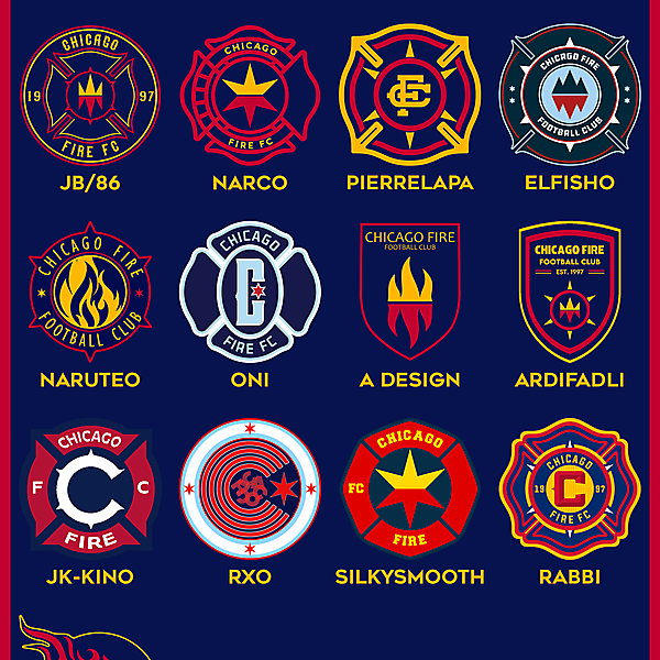 CRCW 202 VOTING - CHICAGO FIRE FC