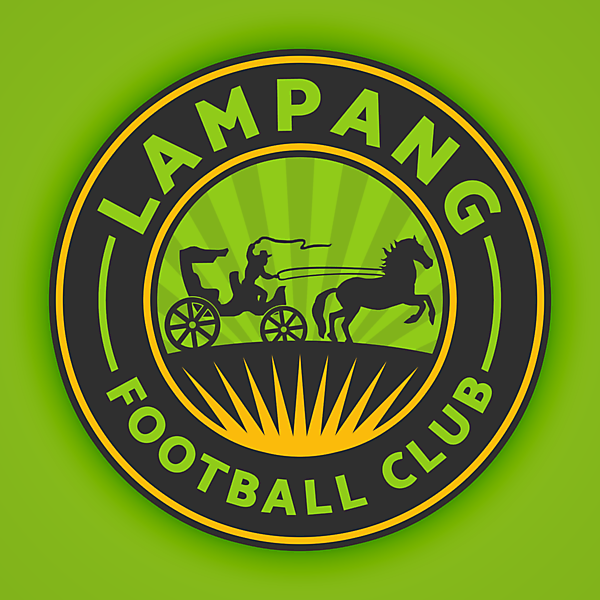 Lampang FC | Crest Redesign