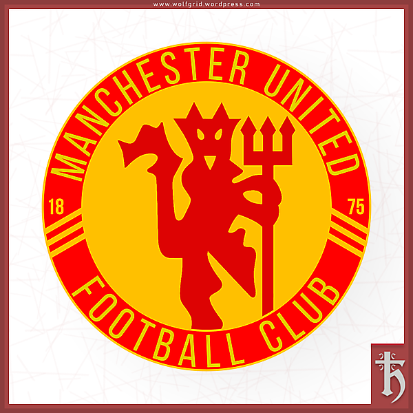 Manchester United - Redesign Logo