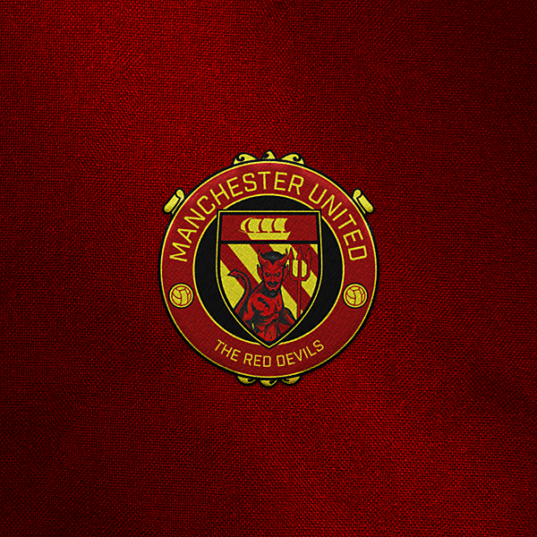 Manchester United Redesign