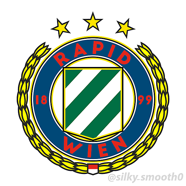 Rapid Wien @silky_smooth0