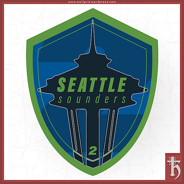 Seattle Sounders - Redesign