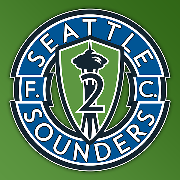 Seattle Sounders FC Crest Redesign