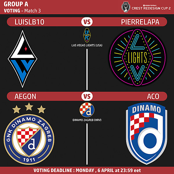 Group A - Voting - Match 3