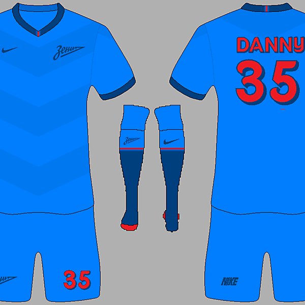 Zenit Home Kit