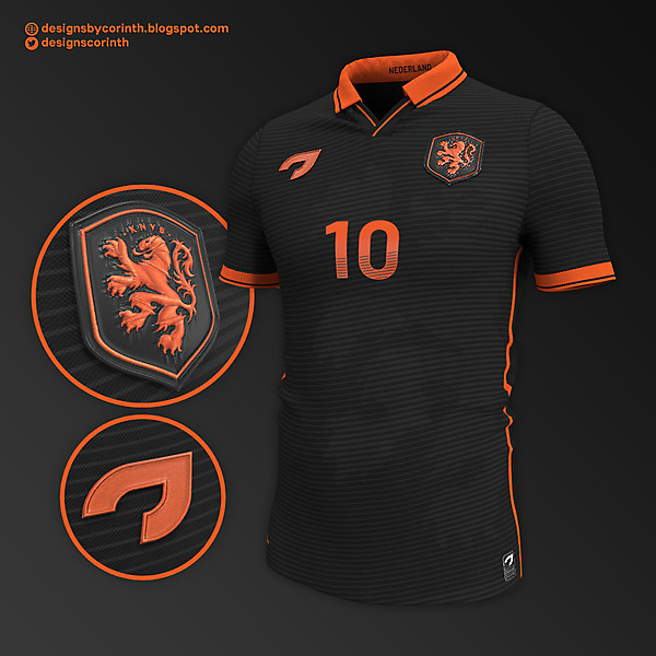 Netherlands | Away Shirt