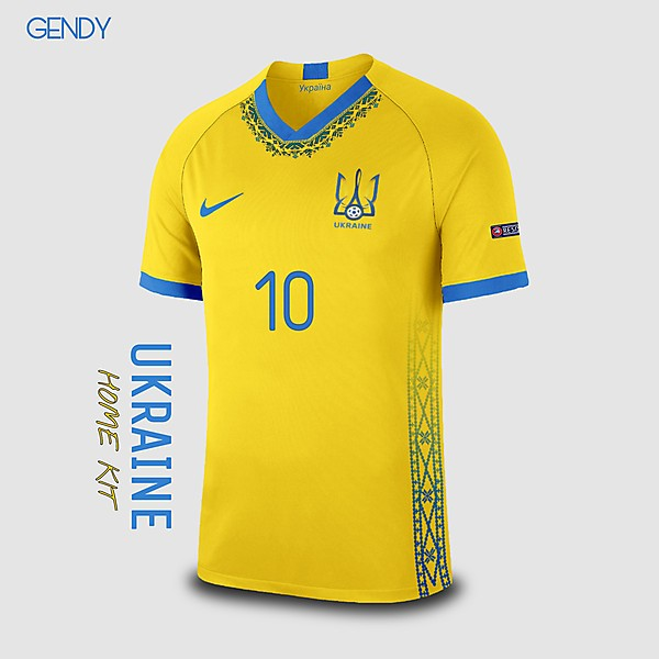 Ukraine - Home Kit