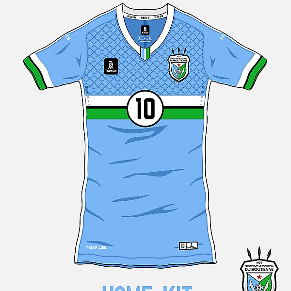 DJIBOUTI Home kit