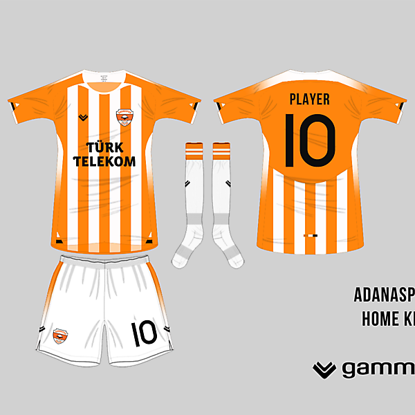 adanaspor home kit