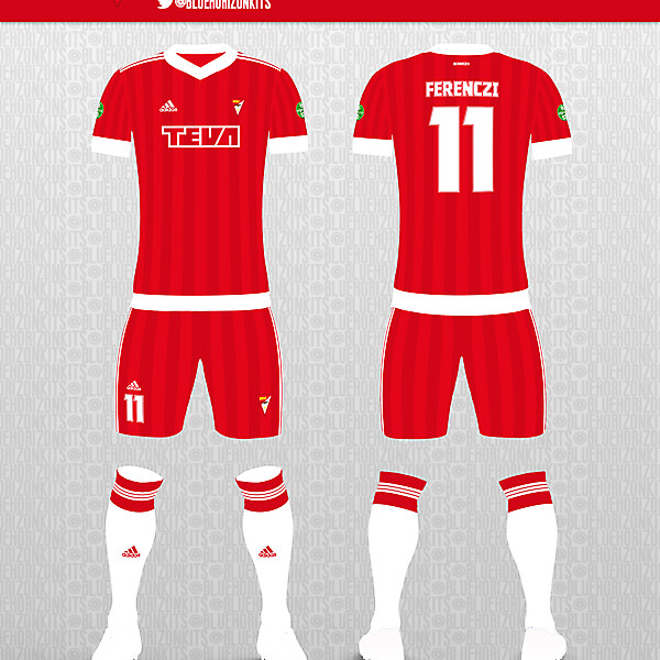 Debreceni VSC Home Kit