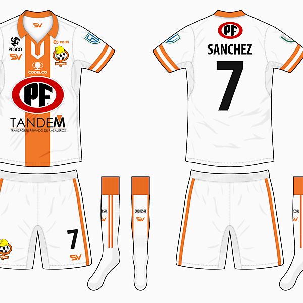 DFSL 1 - CD Cobresal Home Kit