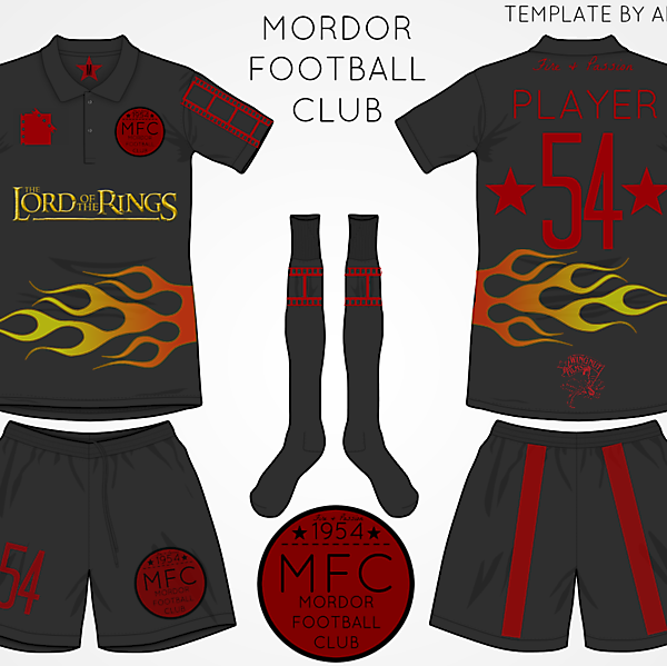 Mordor (Lord of the Rings)