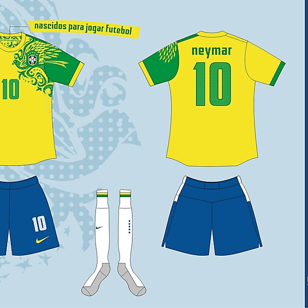 Brazil Home kit version 01