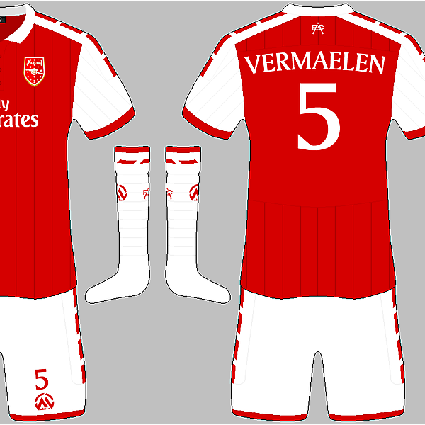 Arsenal FC - mARTin Kit