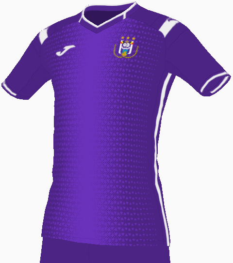Anderlecht home kit concept