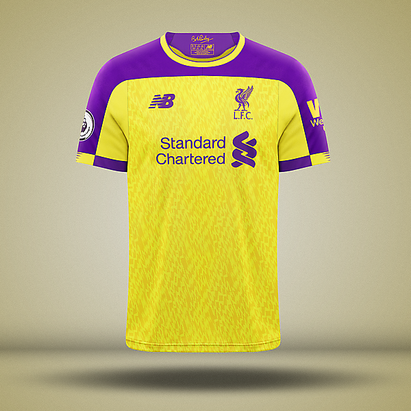 Liverpool away concept