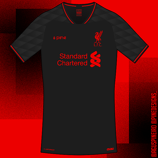 Liverpool FC | Away | Pine
