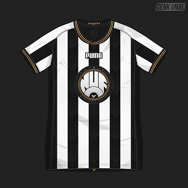 Newcastle United x Puma