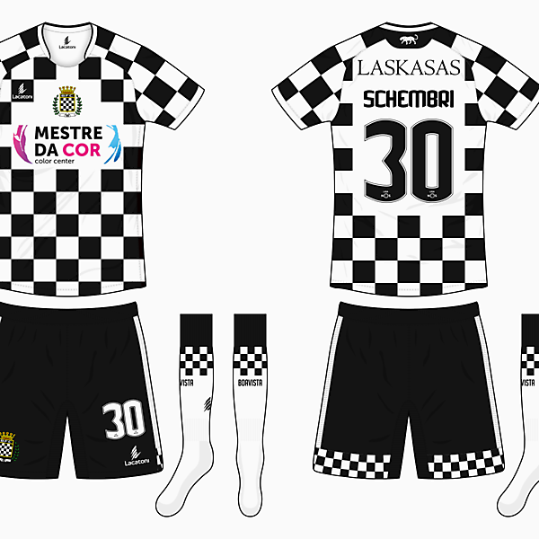 Boavista Home Kit - Lacatoni