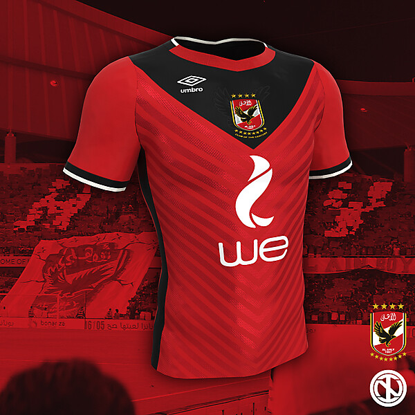 Al-Ahly | Home Kit Concept