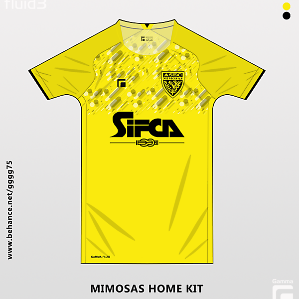 asec mimosas home kit