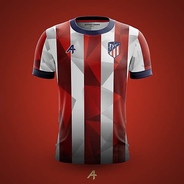 Atletico de Madrid kit concept